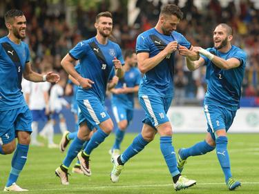 El Kosovo debutará en una fase de clasificación a un Mundial. (Foto: Getty)