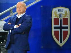 Coach Høgmo muss um seinen Job fürchten