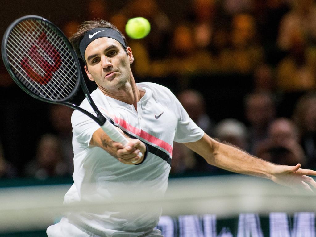 Roger Federer ließ Grigor Dimitrov keine Chance
