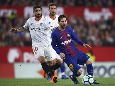 Lionel Messi und der FC Barcelona sind im Finale der Copa del Rey favorisiert