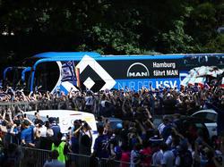 Große Unterstützung für den HSV