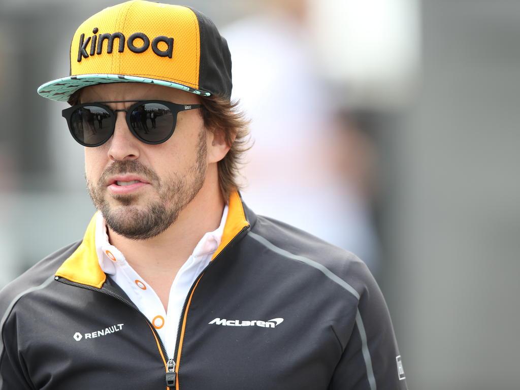 Le-Mans-Neuling Alonso ehrfürchtig: \