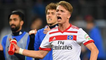 Der Wechsel von Jann-Fiete Arp zum FC Bayern soll bereits feststehen
