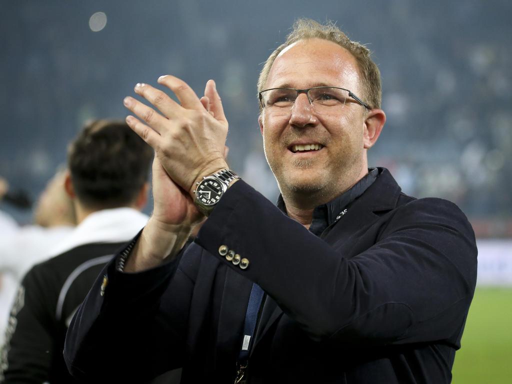 Sturm-Graz-Sportchef Günter Kreissl