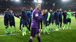 Schalke-Keeper Alexander Nübel war der gefeierte Mann