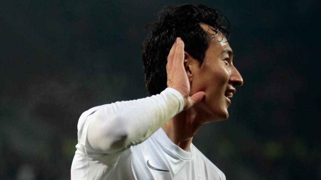 Dong-won Ji erzielte einen Doppelpack gegen den BVB