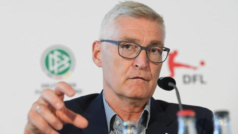 Redebedarf in Sachen Handspiel-Debatte: DFB-Schiedsrichter-Obmann Lutz Michael Fröhlich