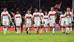 Der VfB Stuttgart steckt im Tabellenkeller fest