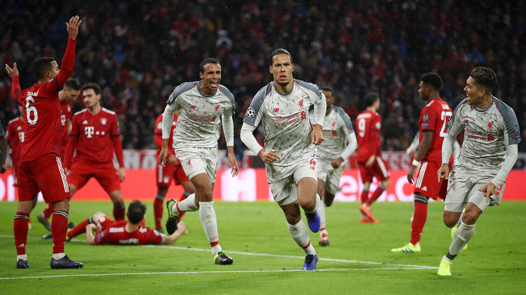 Champions League » acutalités » Mane double breaks Bayern to send ...