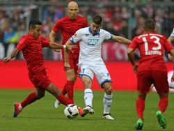 Thiago abrirá la nueva temporada con el Bayern contra el Hoffenheim. (Foto: Getty)