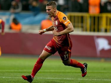Galatasaray-Star Lukas Podolski glaubt, dass RB Leipzip eine gute Rolle spielen wird