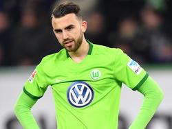 Wolfsburg wird die Kaufoption bei Borja Mayoral nicht ziehen. Foto: Peter Steffen