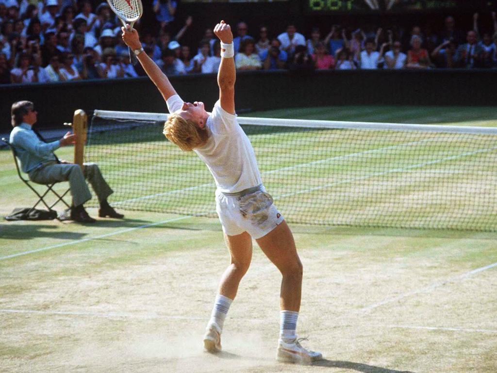 Deutsche Wimbledon Sieger