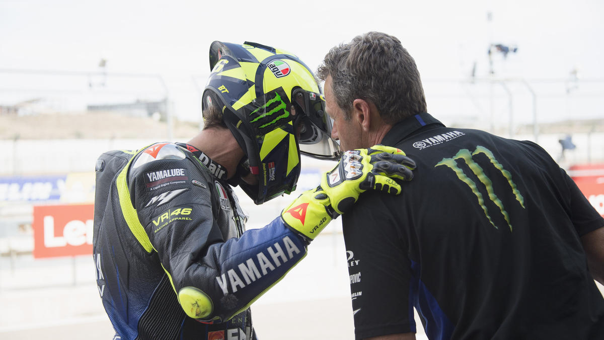 Valentino Rossi will in Japan punkten