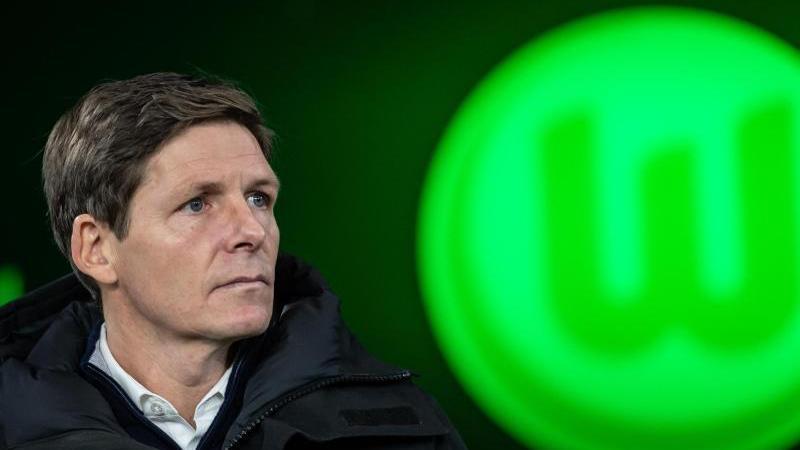 VfL-Coach Oliver Glasner übte zuletzt heftige Kritik an seinen Spielern