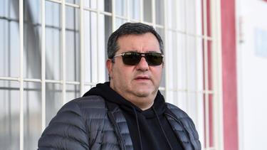 Mino Raiola hat den AC Mailand harsch kritisiert