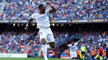 David Alaba brachte Real im Clásico auf Kurs