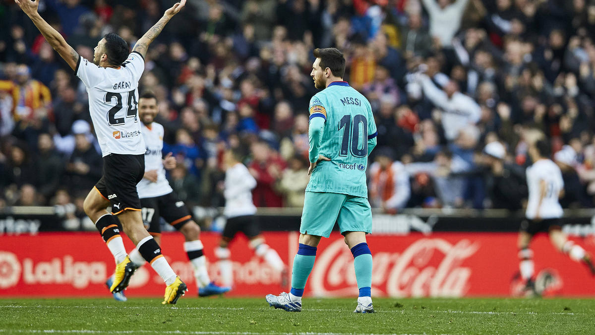 Barcelona Pleite