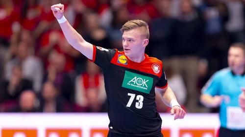 Machte erstmals das Rennen bei der Publikumswahl zum Handballer des Jahres: Timo Kastening