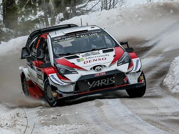 Jari-Matti Latvala wird in Schweden wieder dabei sein