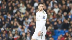 Luka Jovic hat die Quarantäne-Auflagen von Real Madrid ignoriert