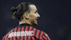 Zlatan Ibrahimovic zollte der Bundesliga für den Restart Respekt