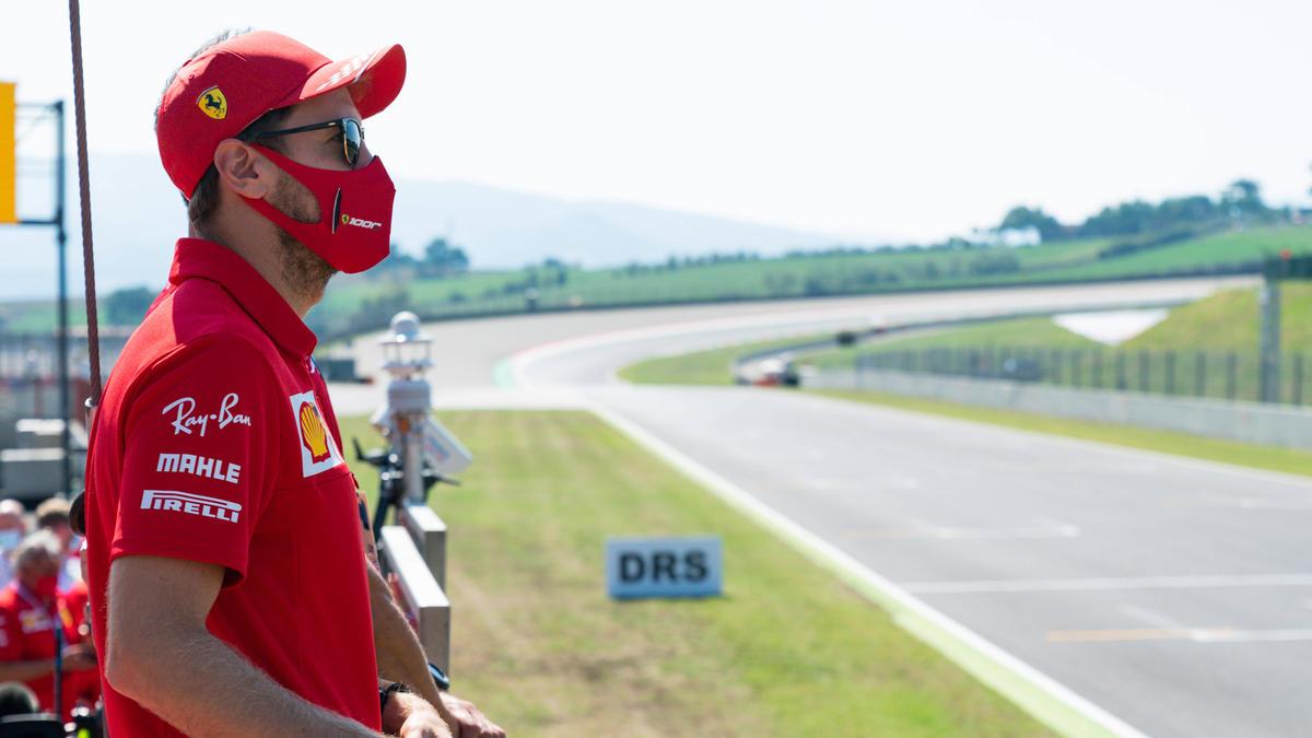Startaufstellung mal anders: Sebastian Vettel hält nichts von Reverse Grids