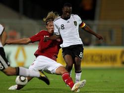 Deutschlands U19 schlägt Dänemark mit 3:0
