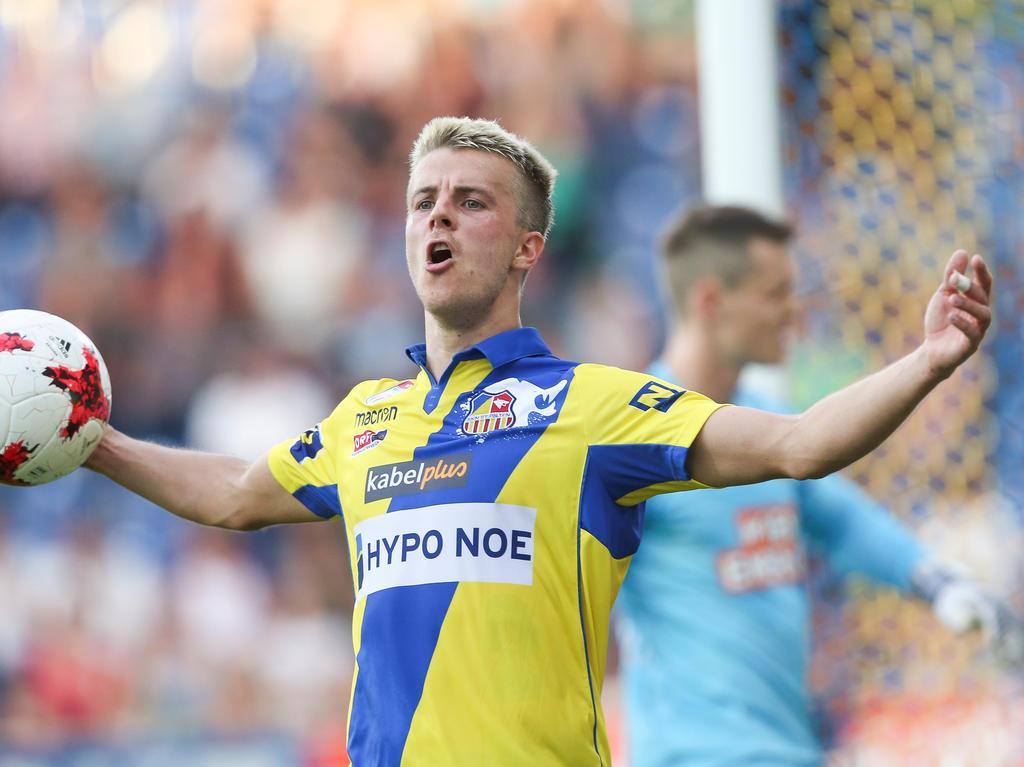Roope Riski traf in 33 Bundesligaspielen fünf Mal für den SKN