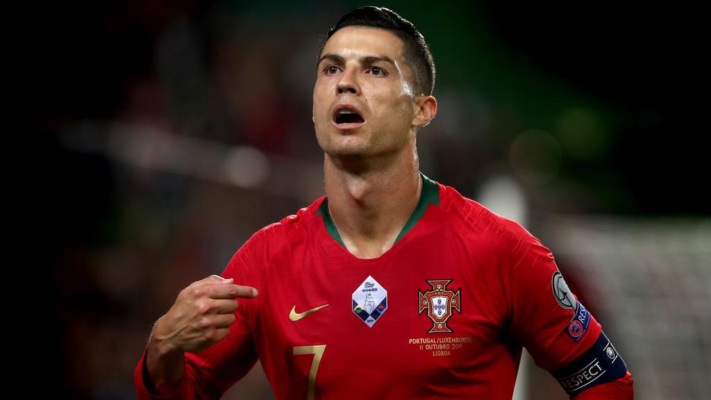 Ronaldo quiere aportar sus goles a su país.