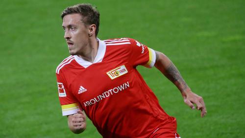 Max Kruse spielt für Union Berlin