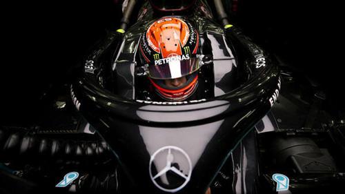 George Russell ersetzt Lewis Hamilton bei Mercedes