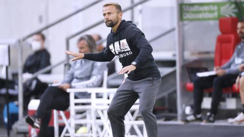 Michael Schiele tritt beim SV Sandhausen die Nachfolge von Uwe Koschinat an