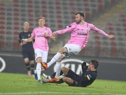 Filipovic gegen Antwerpen