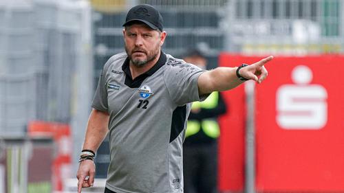 Steffen Baumgart wird beim FC Schalke 04 gehandelt