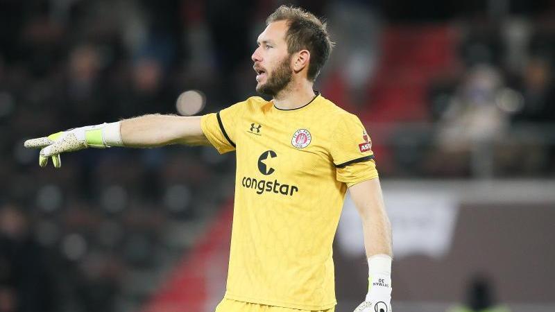 Hat seinen Vertrag mit dem FCSt. Pauli vorzeitig aufgelöst: Robin Himmelmann