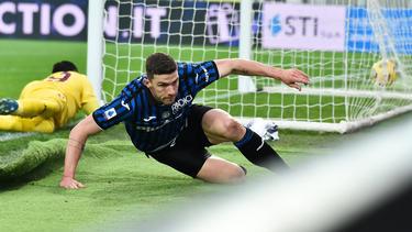 Robin Gosens und  Atalanta Bergamo spielten unentschieden