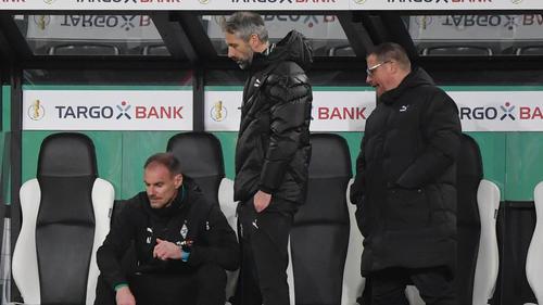 Gladbach steckt nach der Pokal-Pleite gegen den BVB in der Krise