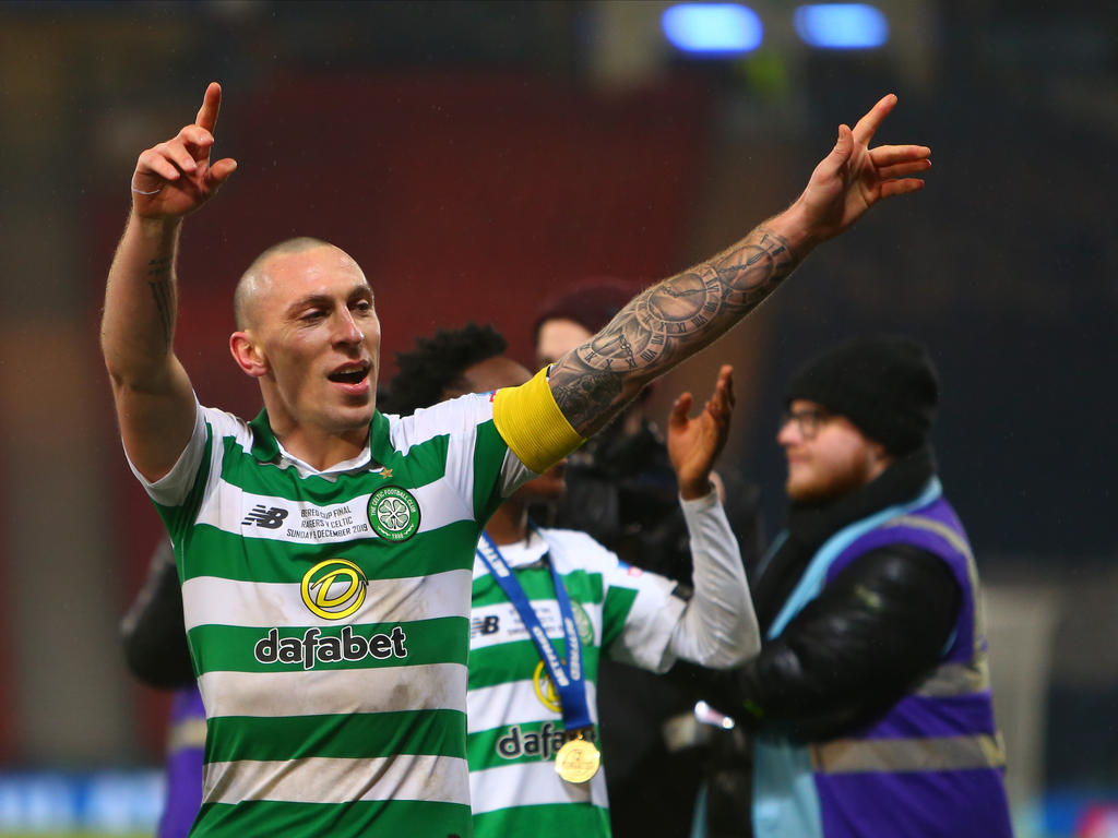Broony in Siegerpose