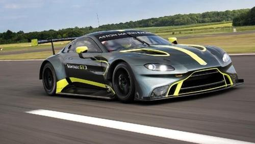Racing One zog in Erwägung, mit einem Aston Martin in der DTM zu starten