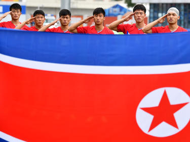 Nordkorea will in der WM-Quali nicht in Südkorea antreten