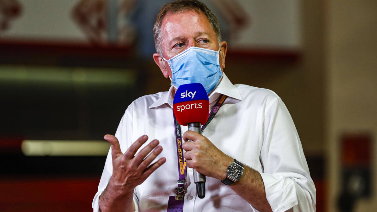 Ex-Formel-1-Pilot Martin Brundle fordert schärfere Kontrolle der Tracklimits