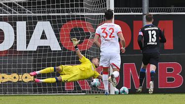 Der SC Paderborn hat die Partie gegen Fortuna Düsseldorf gedreht