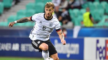 Niklas Dorsch spielt ab sofort in Augsburg