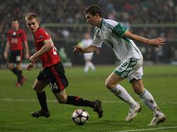 United zu stark für Wolfsburg