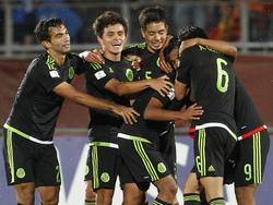 Méxicos U 17 ringt Deutschland nieder