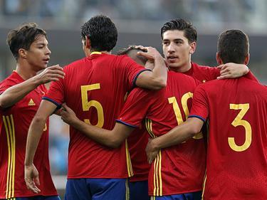 España estará en la próxima Eurocopa de selecciones Sub-21. (Foto: Imago)