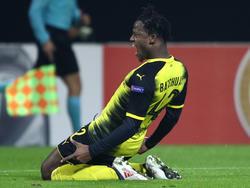 Michy Batshuayi schoss Dortmund zum Sieg