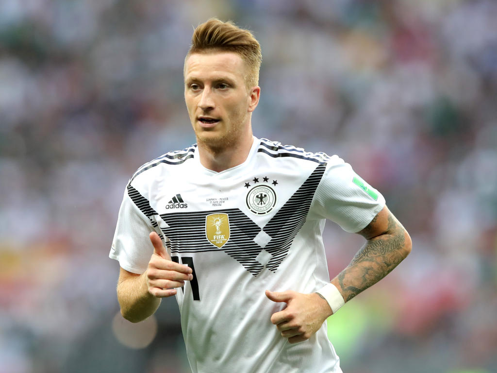 hot sale online 22ea4 63513 World Cup » News » Reus set to rev up Germany's flagging ...