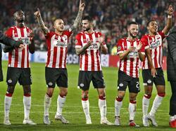 El PSV fue muy superior al Borisov en los dos partidos. (Foto: Getty)
